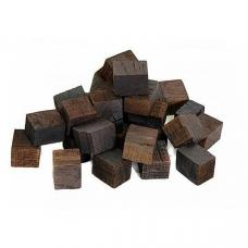 Дубовые кубики, сильный обжиг, 100 г