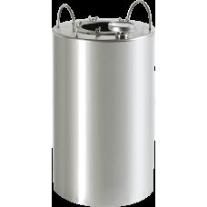 Прямой перегонный куб для самогонного аппарата, 20 л