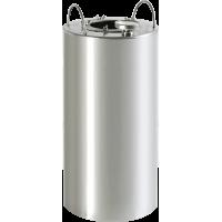 Прямой перегонный куб для самогонного аппарата, 30 л